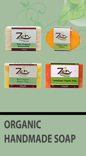Three Product Lines - Organic Handmade Soap 1